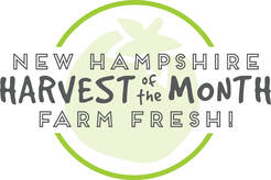 New Hampshire Harvest of the Month